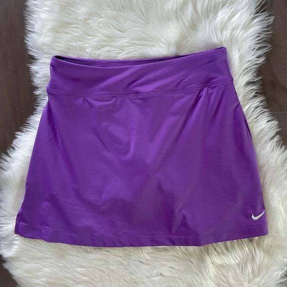 ❗️sold❗️ Purple Nike Tennis or Golf Skirt